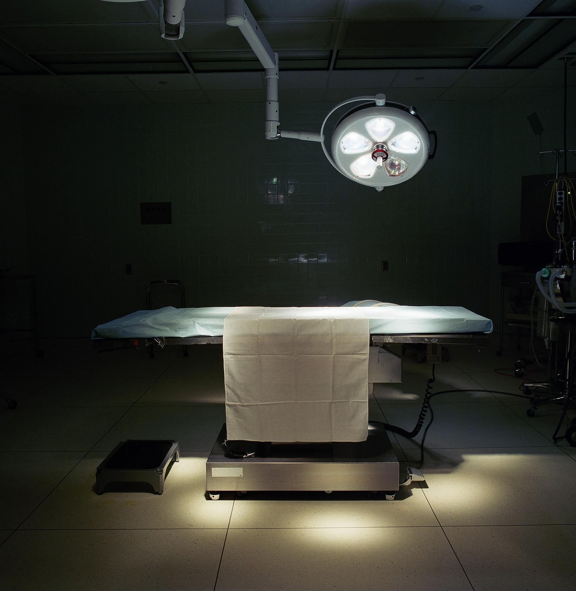 Lucinda Devlin | Operating Room #8, Forrest General Hospital ...
