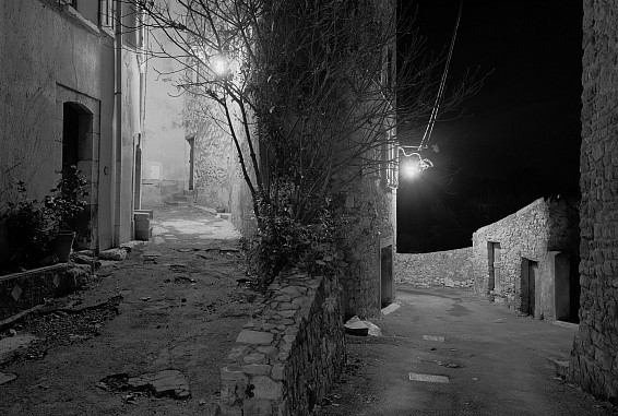 Current Exhibition: Andrew Borowiec: Nights in Provence Feb  1 - Mar 31, 2020