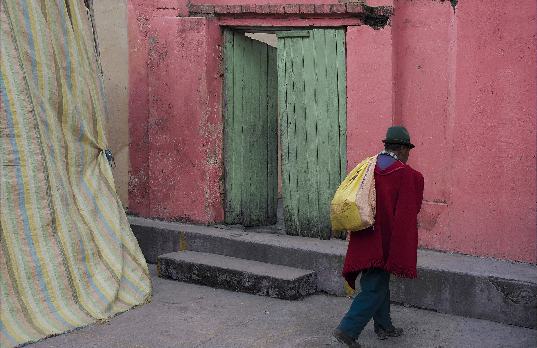 PRESS RELEASE: JEFFREY BECOM: THE PAINTED VILLAGES OF ECUADOR, Nov 23, 2020 - Jan 20, 2021